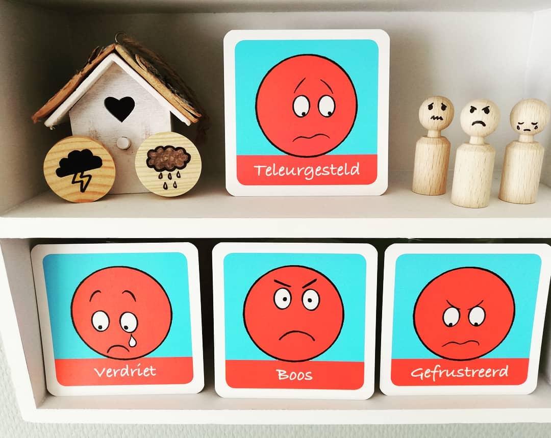 teleurgesteld emotie kinderen